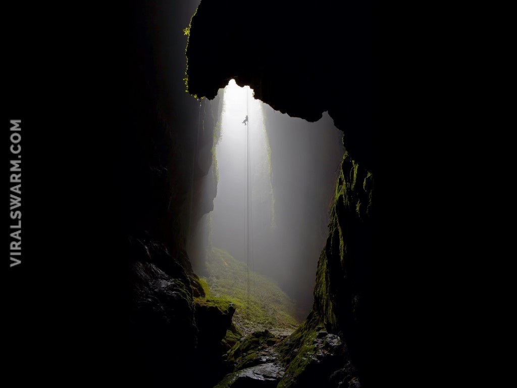 Waitomo Cave, New Zealand