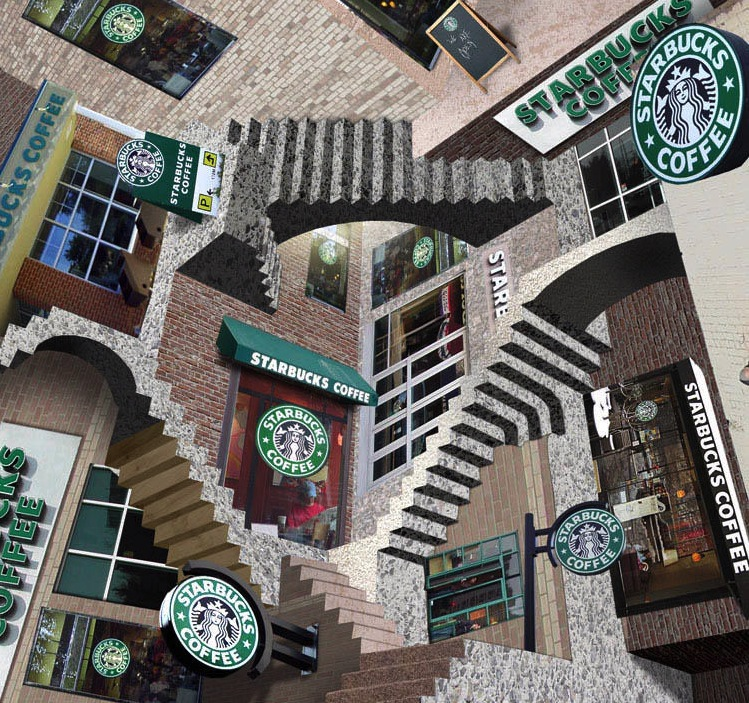 starbucks business model