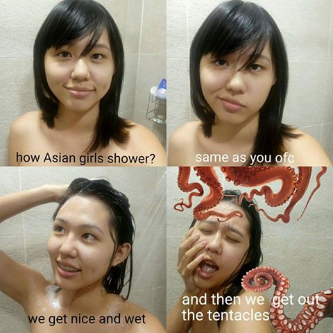 How to get an asian girl