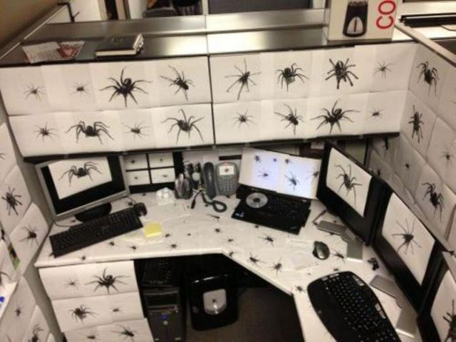 10 Of The Most Absurd Office Pranks Ever The Last One Is Intense