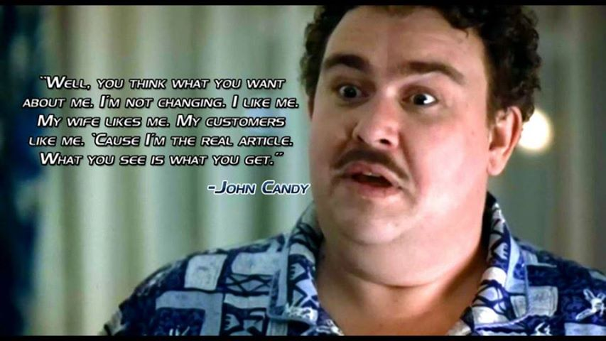 Funny Quotes From Uncle Buck John Candy. QuotesGram